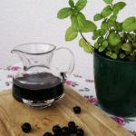 Syrop,sos z czarnej porzeczki