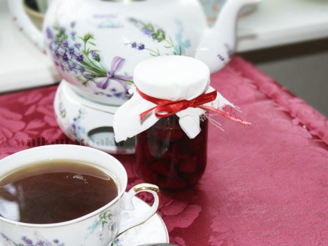 Maliny do herbaty II