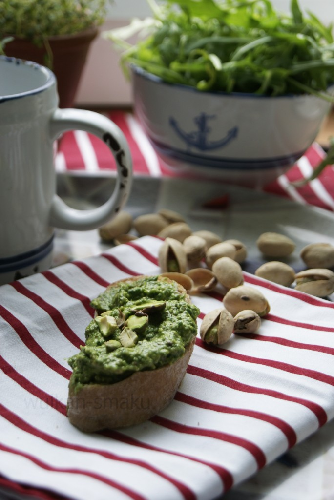 pesto pistacjowe