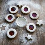 Ciasteczka Linzer – Linzer cookies