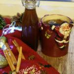 Syrop korzenny z nuta mandarynki, wanilii i miodu