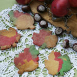 Jesienne ciasteczka – liście