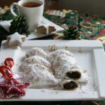 Włoskie ciasteczka z kasztanami