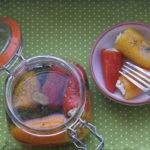 Papryczki marynowane z pikantnym serkiem
