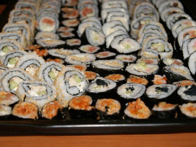 Czas na sushi