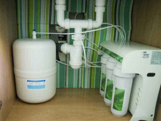 System filtrowania wody Puricom Stella