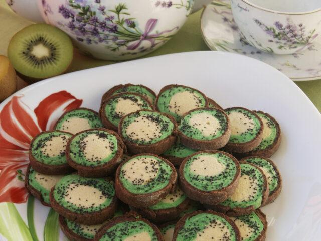 Ciasteczka kiwi – idealne dla dzieci