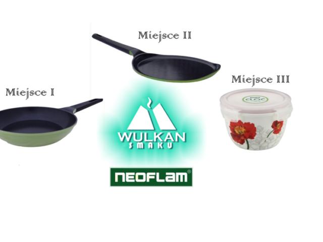 Podsumowanie konkursu z Neoflam – Dania z sezonowych warzyw