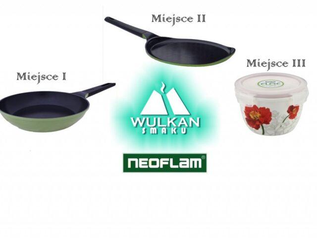Konkurs z Neoflam – Dania z sezonowych warzyw