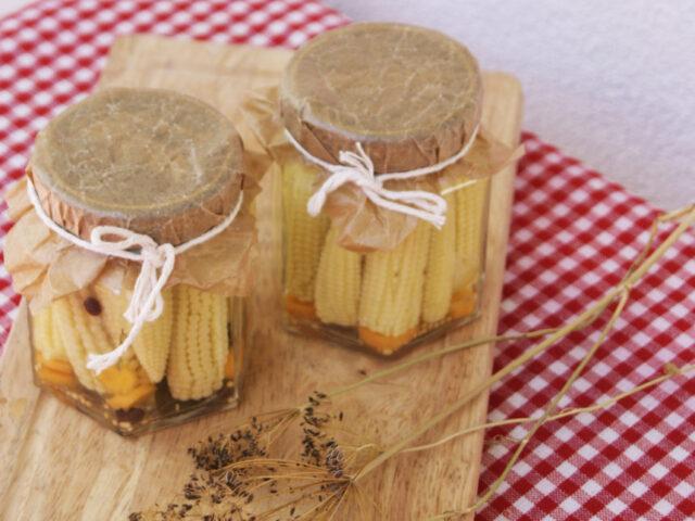 Kukurydza marynowana
