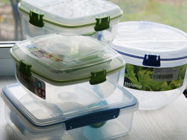 Pojemniki na żywność Sistema