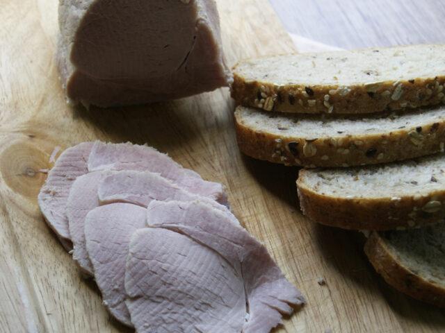 Szynka na kanapki z szynkowara